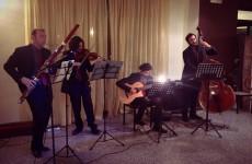 Quartetto Atipico Danzarin in La Milonga degli Ulivi