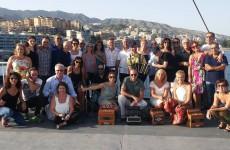 Il Tango Argentino per la prima volta sullo Stretto di Messina sulla Vestfold