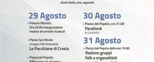 Tango Argentino in Piazza del Popolo – Lattarico